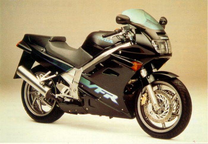 honda vfr 750 f carat 1990 galerie moto motoplanete. Black Bedroom Furniture Sets. Home Design Ideas