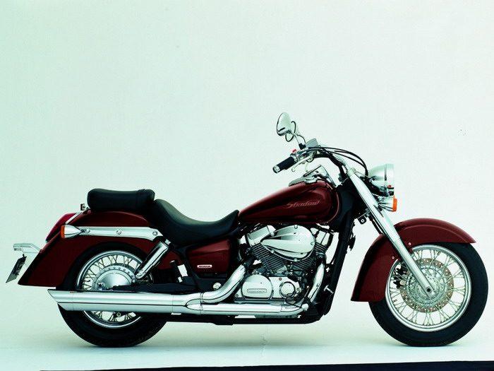 honda vt 750 shadow 2006 galerie moto motoplanete. Black Bedroom Furniture Sets. Home Design Ideas