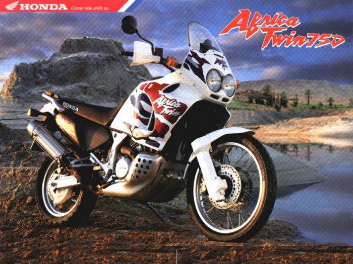 Honda XRV 750 AFRICA TWIN 2001 - 1