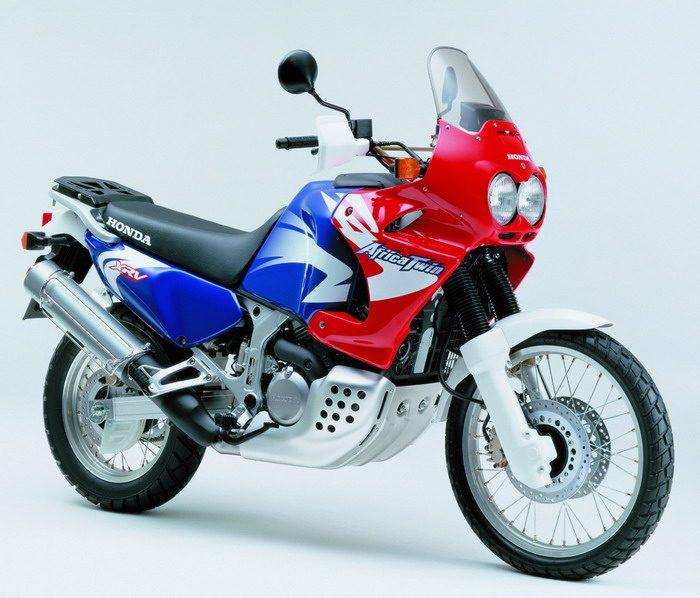 Honda XRV 750 AFRICA TWIN 2001 - 10