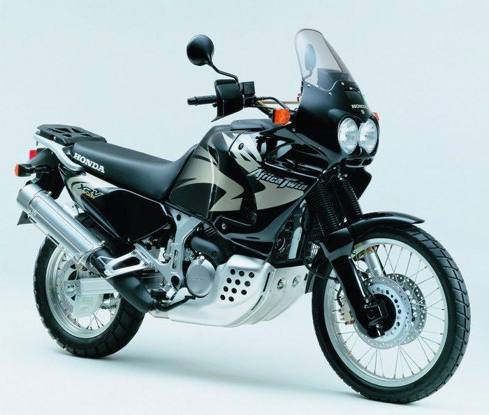 Honda XRV 750 AFRICA TWIN 2001 - 9