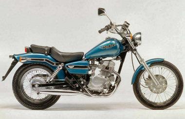 CA 125 REBEL 1997