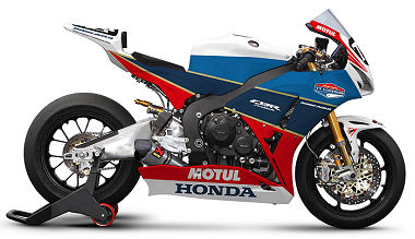 Honda CBR 1000 RR Endurance TT Legends
