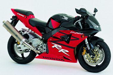 CBR 900 RR FIREBLADE 2003