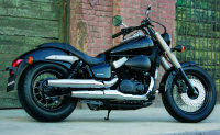 Honda VT 750 Shadow C2B Black Spirit