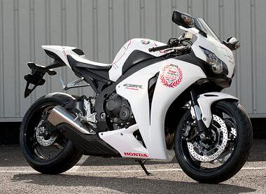 CBR 1000 RR Fireblade Limited Edition TT 2010