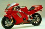 moto Honda NR 750 1993