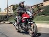 moto Honda CB 500 X 2016
