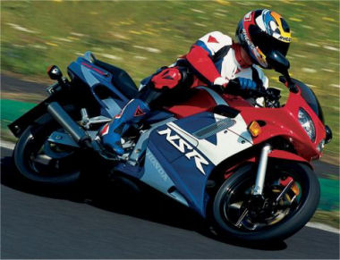 NSR 125 R 2003