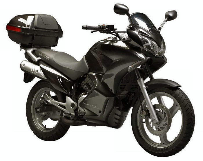 honda xlv 125 varadero travel edition 2007 fiche moto motoplanete. Black Bedroom Furniture Sets. Home Design Ideas
