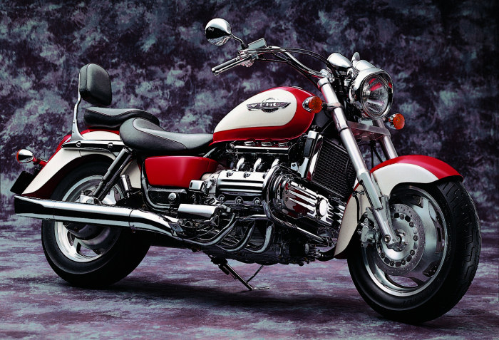 moto honda f6c occasion