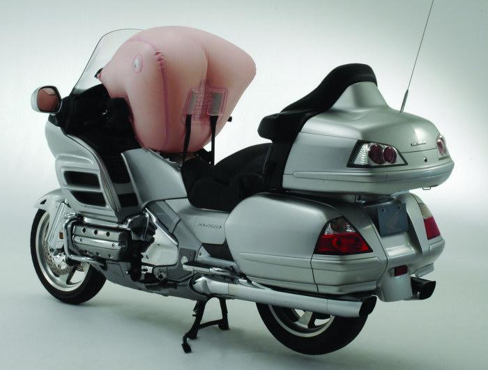 Honda GL 1800 GOLDWING avec AIRBAG