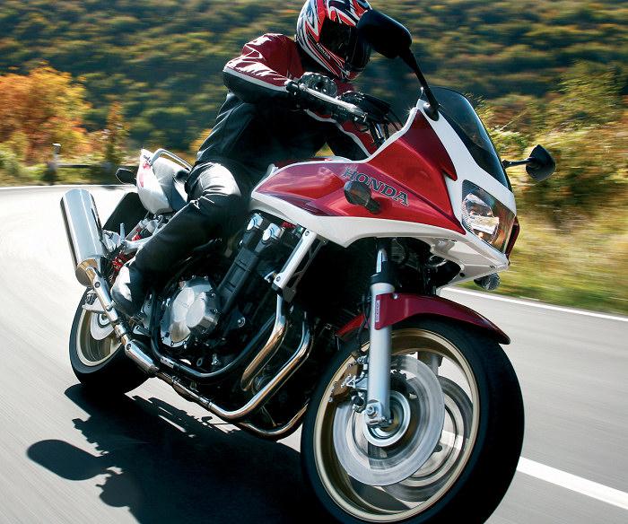 Honda CB 1300 S Fairing C-ABS