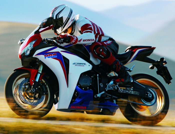 Honda CBR 1000 RR ABS
