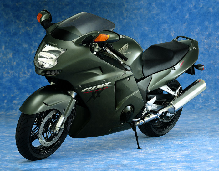 honda cbr 1100 xx super blackbird 1997 fiche moto motoplanete. Black Bedroom Furniture Sets. Home Design Ideas