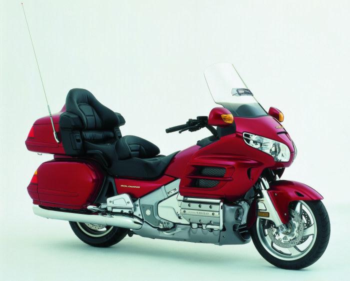 honda gl 1800 goldwing 2004 fiche moto motoplanete. Black Bedroom Furniture Sets. Home Design Ideas