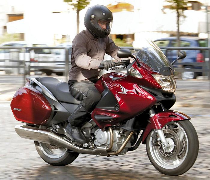Honda Nt 700 V Deauville 2014 Fiche Moto Motoplanete