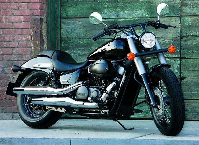 honda vt 750 shadow c2b black spirit 2013 fiche moto motoplanete. Black Bedroom Furniture Sets. Home Design Ideas