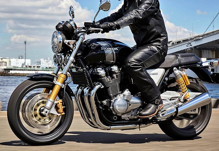 Essai Honda CB 1100 RS 2017