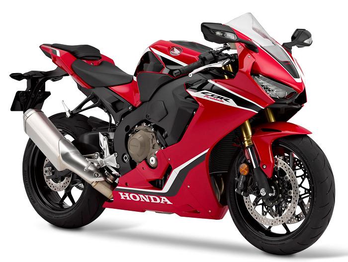 Honda Cbr 1000 Rr Fireblade 2018 Fiche Moto Motoplanete