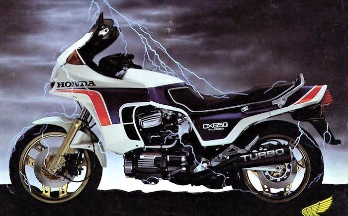 honda cx 650 turbo 1986 fiche moto motoplanete. Black Bedroom Furniture Sets. Home Design Ideas