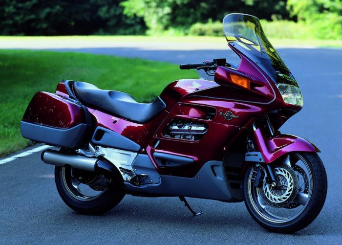 honda st 1100 pan european 1997 fiche moto motoplanete. Black Bedroom Furniture Sets. Home Design Ideas