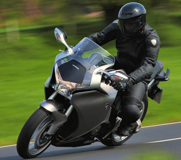 Honda Vfr 1200 F Dct 2010 Fiche Moto Motoplanete
