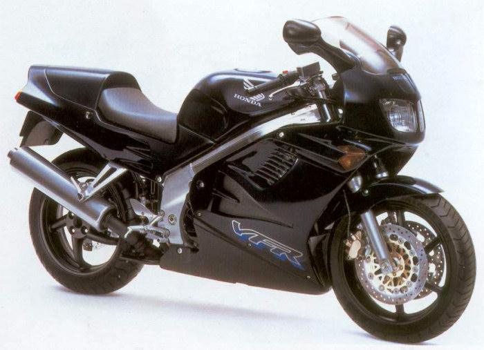 honda vfr 750 f rc 36 ii 1995 fiche moto motoplanete. Black Bedroom Furniture Sets. Home Design Ideas
