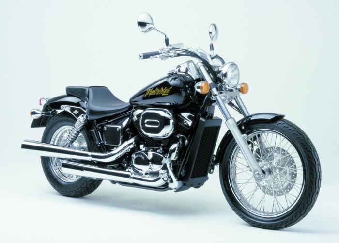Honda Vt 750 Dc Black Widow 2001 Fiche Moto Motoplanete