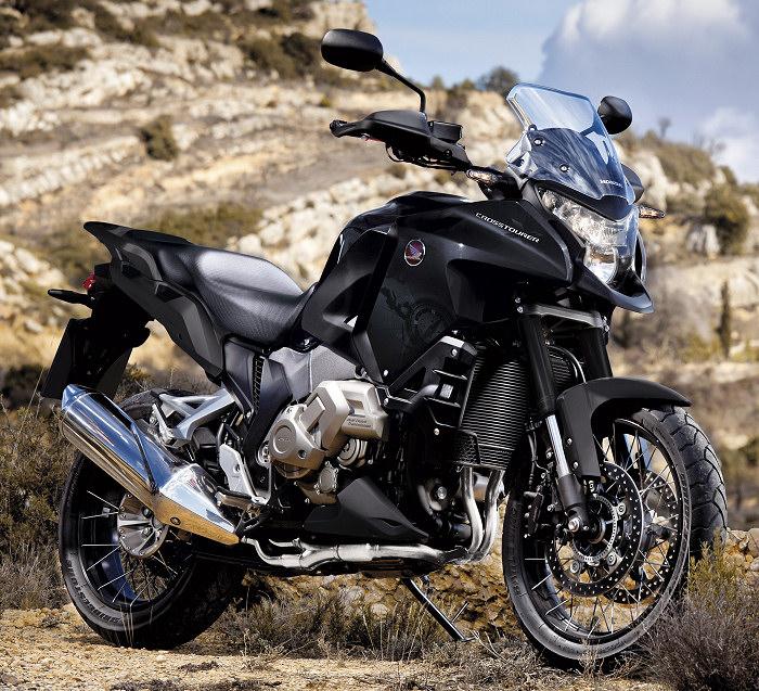 Honda 1200 Crosstourer 2013 Fiche Moto Motoplanete
