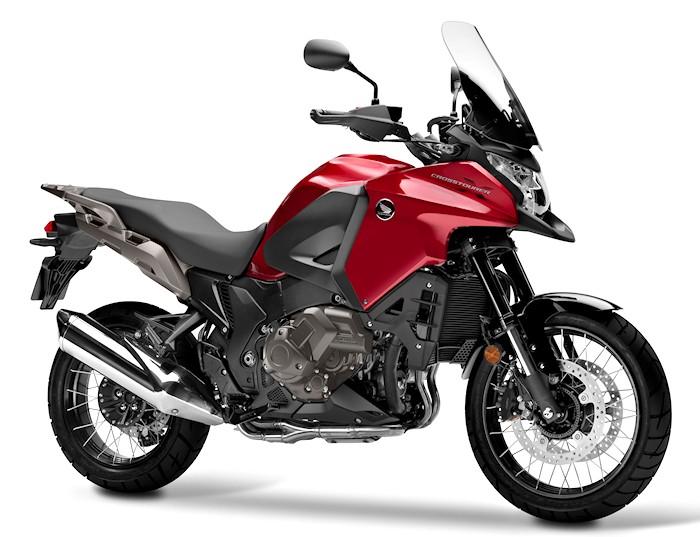 Honda 1200 CROSSTOURER DCT 2017 - Fiche moto - MOTOPLANETE