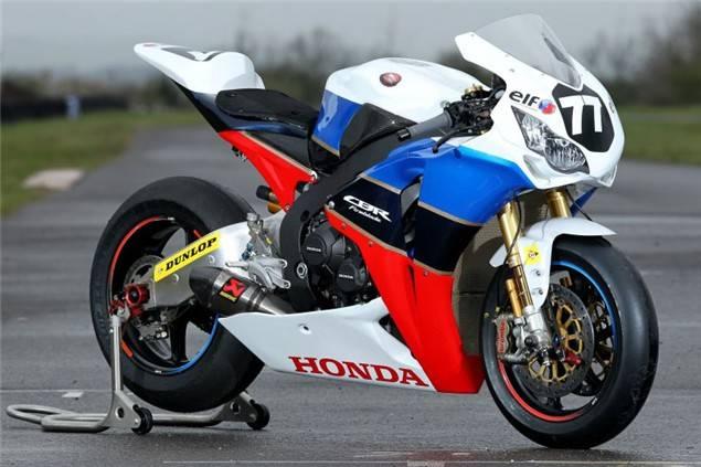 Honda CBR 1000 RR Endurance TT Legends