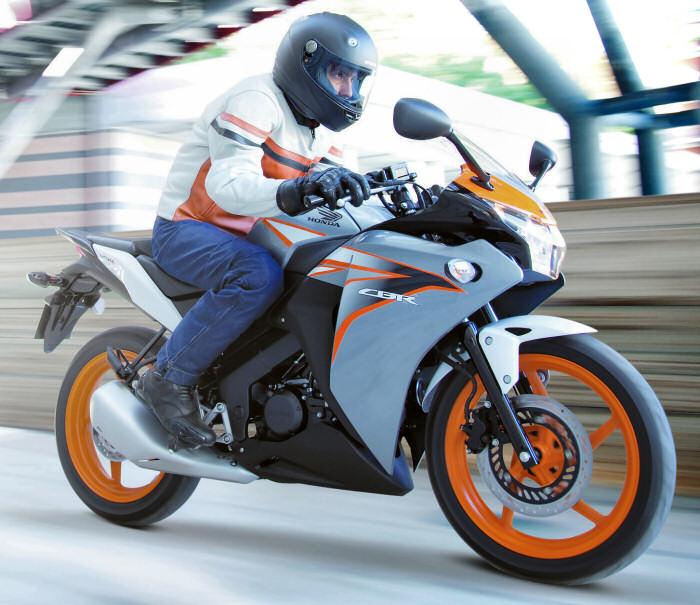 Honda Cbr 125 R 2011 Fiche Moto Motoplanete