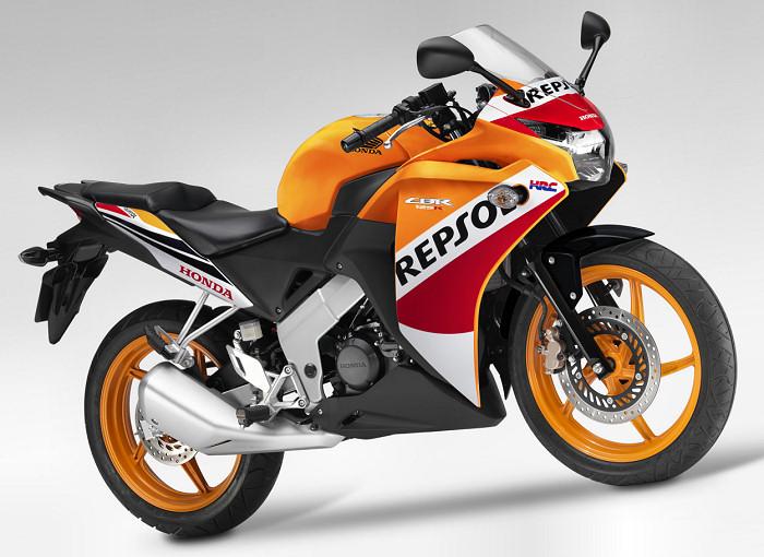 Honda Cbr 125 R 2015 Fiche Moto Motoplanete