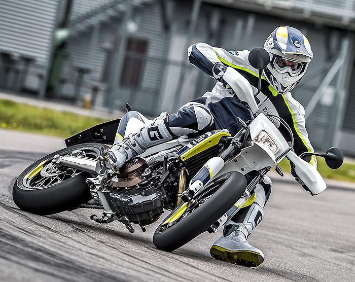 husqvarna 701 supermoto 2016 - fiche moto