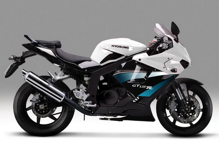 hyosung gt 125 r 2011 galerie moto motoplanete. Black Bedroom Furniture Sets. Home Design Ideas
