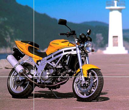 Hyosung COMET 650 2004 - 6
