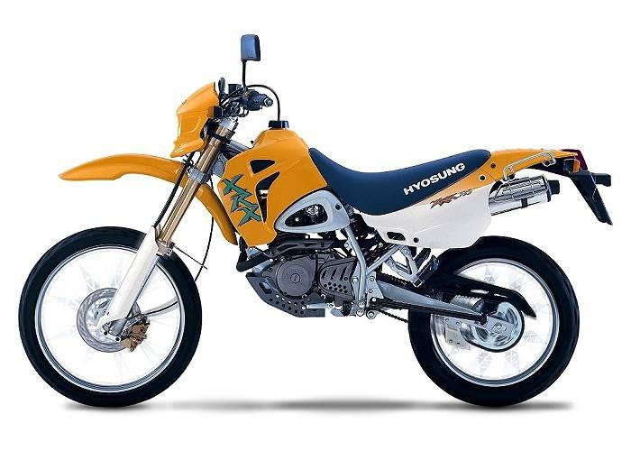 Hyosung XRX 125 2004 - 3