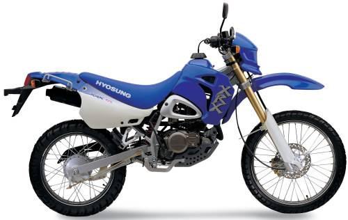 Hyosung XRX 125 2004 - 1