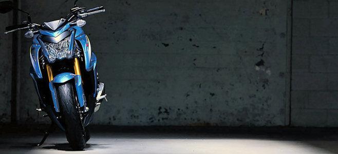 La charge 2015 de Suzuki