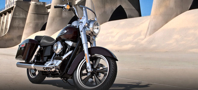 Essai Harley-Davidson Switchback