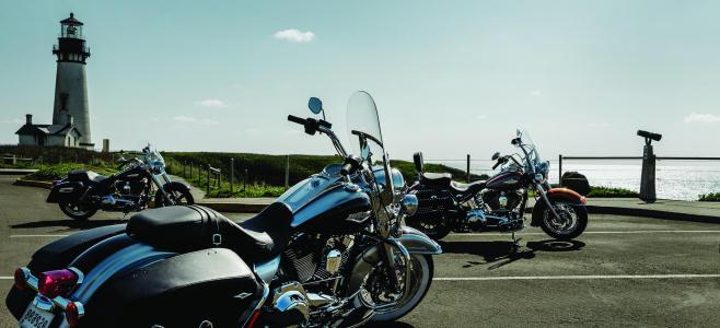 Gamme Harley-Davidson 2015