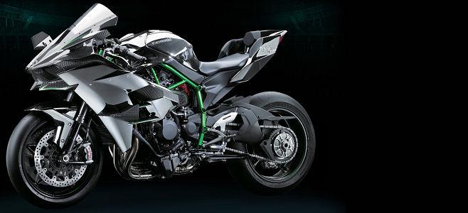 Kawasaki Ninja H2R - Une folie de 300 ch !