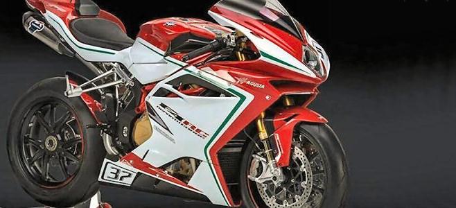 212 chevaux : MV-Agusta F4 RC