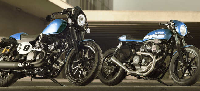 Yamaha XV 950 Racer