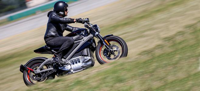 Essai de la Harley-Davidson Livewire