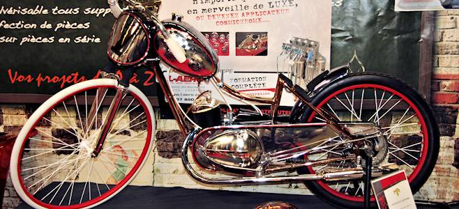 Salon MOTO LEGENDE 2015
