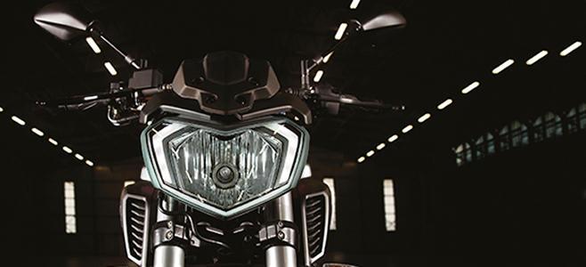 Essai de la Yamaha MT-125