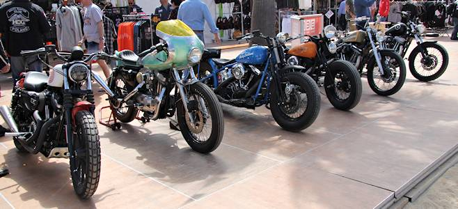 Eurofestival Harley-Davidson 2016