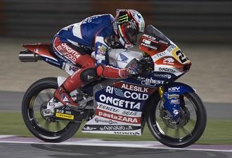 Antonelli Niccolo en course